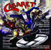 Cabaret 1933 Complete Studio Cast Double CD
